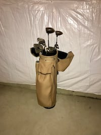 Golf bag, clubs and cover Monroe Township