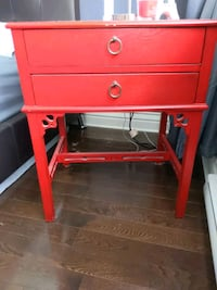 End table Laval, H7W