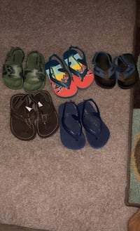 Baby items and baby sandals size 5 & 6 Owings Mills, 21117
