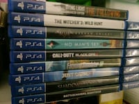 Ps4 games for sale  Kelowna