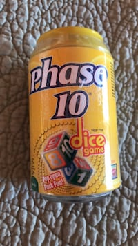 phase 10 game in a can Rocky Point, 28457