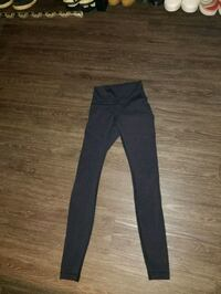black and gray yoga pants 3724 km
