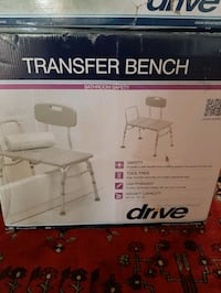 Medical Chair for the bathroom. New still in the box