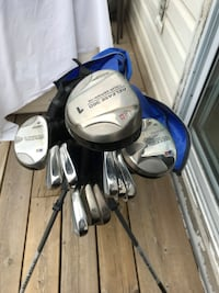 USKG Left Hand Junior 11 PC Golf Clubs. TS Tour Series 12. 57 - 39 Calgary, T2Y 3A1