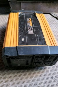 1500w   DC12V  TO 120V  POWER   Toronto, M1H 1N9