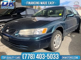 1997 Toyota Camry LE,