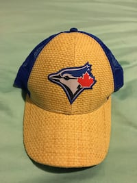 BLUE JAYS CAP - STRAW EDITION