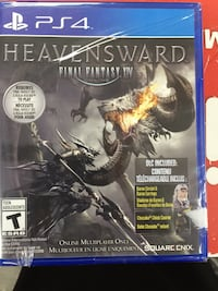 Heavensward - PS 4 game Toronto, M9N 2S4