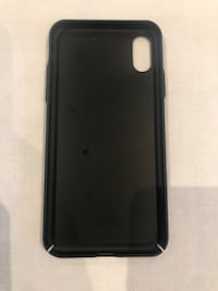 Torras iPhone X / XS Ultra Slim Fit Black Case New