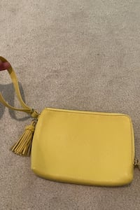 Yellow Talbots Wrislet with Tassle and Two Zippers Oakton, 22124