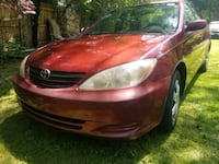 2004 Toyota Camry LE Silver Spring