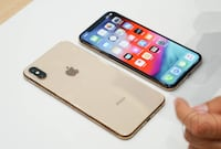 apple iphone xs null