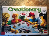 LEGO Creationary Set 3844 (excellent condition) Pickering, L1V 4X8
