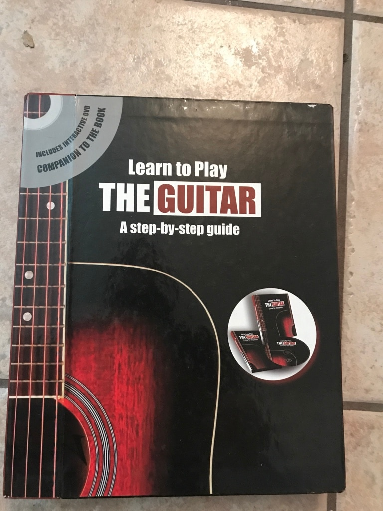 Learn To Play The Guitar book for sale  West Jordan