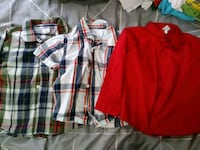 Boys jackets and shirts Middle Valley, 37343