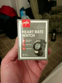 Heart rate monitor watches.  Kansas City, 64127