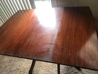 Duncan Phyfe Probibition Table + 4 chairs Escondido, 92029