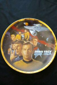Star Trek TOS The crew collector plate Mississauga, L4Z 1W3