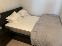 Queen Bed Frame with 2 Drawers for Sale Toronto, M5H 0B1