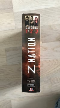Z nation 3 saisons Bourgoin-Jallieu, 38300