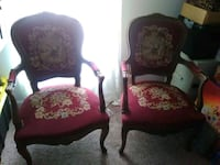 1930s Queen  Anne chairs Brookhaven, 19015