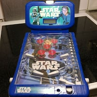 Star Wars flipperspel Gothenburg