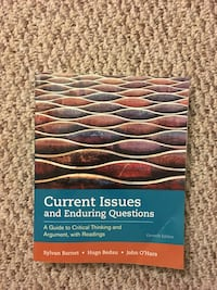 Current Issues and Enduring Questions 11th Edition Torrance, 90504