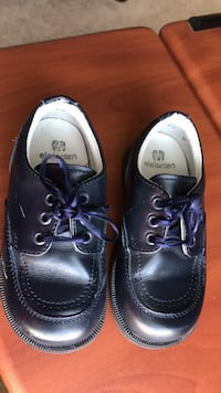 Elefantes baby boy shoes in navy blue size 6  Herndon, 20170