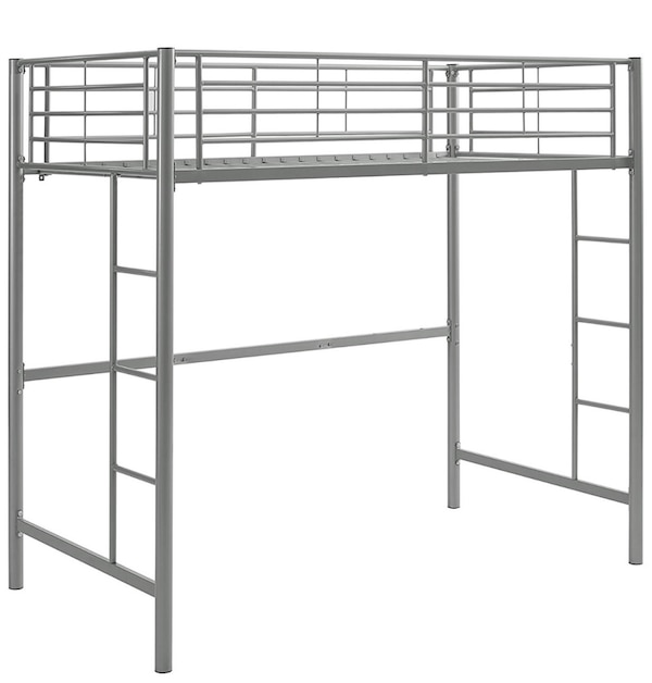 Loft Style beds; twin bed; twin mattress; bunkbed