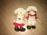 Collectible Campbell's Soup Dolls