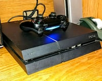 Playstation4,  console with 1- game. Victorville, 92395