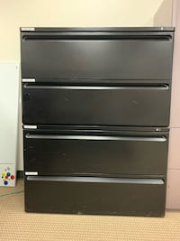 4 Drawer lateral filing cabinet Fairfax, 22030