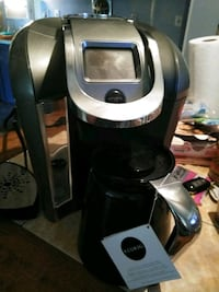 Kerug nice coffee pot its 2'0 takes the k cups Trinity, 27370