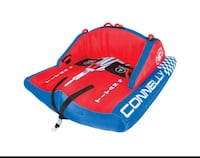 Inflatable boat towables