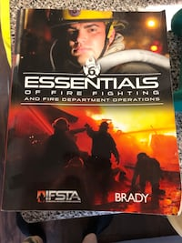 Essentials of fire fighting and fire department operations Toronto, M2N 6G9