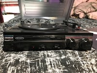 Jensen record player w/ The XX album Jacksonville, 32211