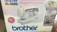white and gray Singer sewing machine box Westminster, 21157