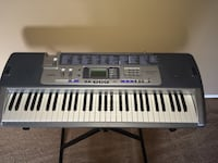 Grey and black electronic keyboard Springboro, 45066