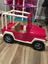 Our generation doll Jeep  Springfield, 22153
