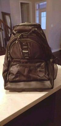 """Targus Backpack with Wheels for 16""""Laptop Milton, L9T 8S7"""