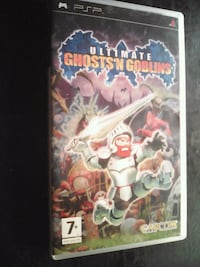 PSP Ultimate ghosts'n Goblins Barcelona, 08003