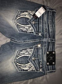 Miss me jeans size 28/34 Fort Worth, 76248