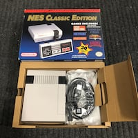Nintendo Classic (LIKE BRAND NEW) Kitchener