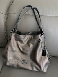 Genuine Coach hobo bag