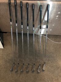 Taylormade irons 4-PW