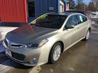 *HYBRID* 2015 TOYOTA AVALON Limited -- Ask About Our Guaranteed Approval Des Moines