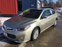 *HYBRID* 2015 TOYOTA AVALON Limited -- Ask About Our Guaranteed Approval