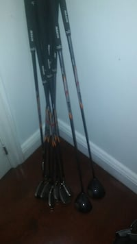 Paragon full set (without driver or putter) Toronto, M4L 2L2