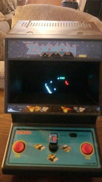 The Official Zaxxon by Sega Table Top Arcade Kitchener, N2H 4T5