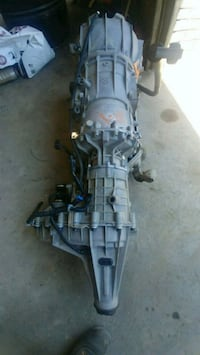 Allison 1000 series 4x4 transmission with transfer